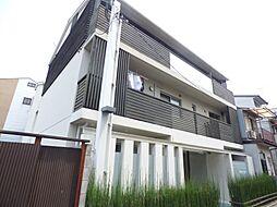京都府京都市下京区夷馬場町の賃貸マンションの外観