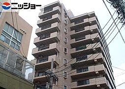 ロイヤルシャトー白壁1002号[10階]の外観