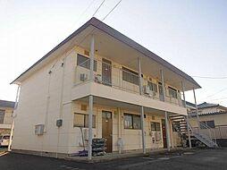 伝田ハイツ[1階]の外観