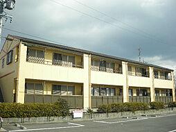 ミノヤトレゾール B[1階]の外観