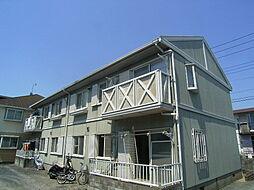 ドミール KUMI 2[2階]の外観