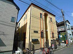アビタシオン松戸[1階]の外観
