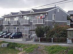 愛知県海部郡大治町大字八ツ屋字裏畑の賃貸アパートの外観