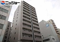 カスタリア栄[10階]の外観