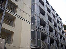 神奈川県川崎市川崎区砂子1の賃貸マンションの外観