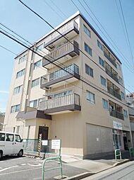 愛知県名古屋市昭和区安田通4丁目の賃貸マンションの外観