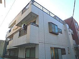 エニーセ西青木[3階]の外観