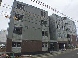 仮)二十四軒1−2マンションB棟[2階]の外観