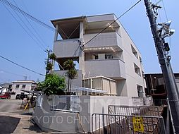NISHIKIマンションII[305号室]の外観