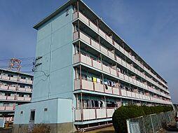 ビレッジハウス城島 2号棟[101号室]の外観