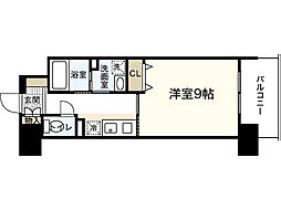 KHS.FIRST[2階]の間取り