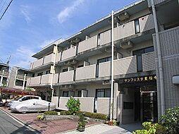 サンフェスタ東福寺C棟[101号室]の外観