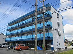 石川県金沢市横川2丁目の賃貸アパートの外観