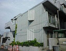 神奈川県川崎市宮前区馬絹3の賃貸マンションの外観