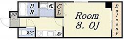 SOFIA WEST[4階]の間取り