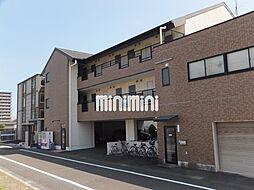 チェリーコーポ東静岡[2階]の外観