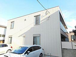 神奈川県川崎市多摩区栗谷1丁目の賃貸マンションの外観