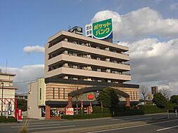 福岡県北九州市小倉南区津田新町4の賃貸マンションの外観
