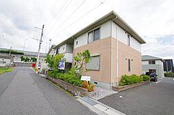 福岡県北九州市八幡西区茶屋の原2の賃貸アパートの外観