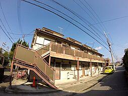 グリーンハイツ山本A・B棟[2階]の外観