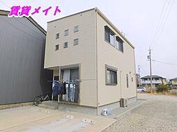 [一戸建] 三重県四日市市富田3丁目 の賃貸【/】の外観