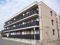 リビングタウン松ヶ島A[2階]の外観