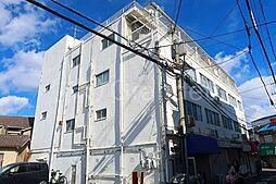 第一ロックマンション[4階]の外観