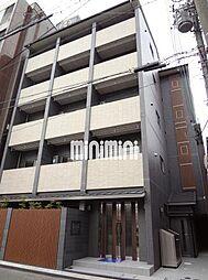 ベラジオ京都駅東II[4階]の外観