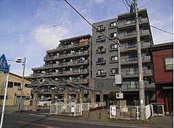 栃木県宇都宮市若松原1丁目の賃貸マンションの外観