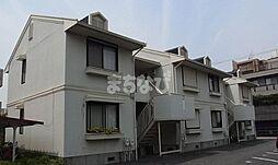 千葉県市川市福栄3丁目の賃貸アパートの外観