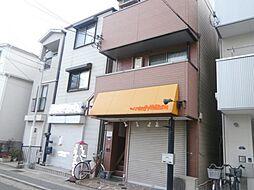 兵庫県神戸市東灘区本山南町5丁目の賃貸マンションの外観