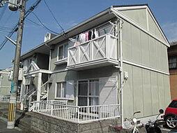 大阪府堺市南区鴨谷台1丁の賃貸アパートの外観