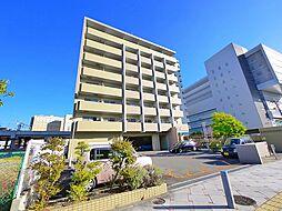 奈良県奈良市三条本町の賃貸マンションの外観