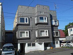サンテラス東札幌[106号室]の外観