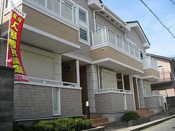 兵庫県神戸市長田区蓮宮通5丁目の賃貸アパートの外観