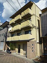 京都府京都市東山区西橘町の賃貸マンションの外観