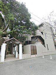 ユーコート鶴ヶ峰WEST[1階]の外観