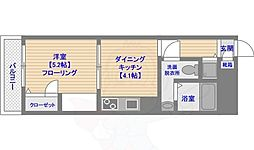 中洲川端駅 5.5万円