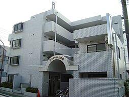 東京都三鷹市上連雀5丁目の賃貸マンションの外観