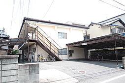 広島県広島市西区高須1丁目の賃貸アパートの外観