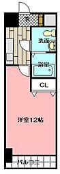 エル片野II[303号室]の間取り
