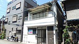 山本貸家[1階]の外観