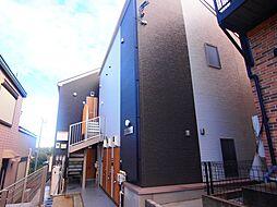 アーヴェル桜ケ丘[202号室]の外観