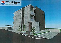 PURIUS若田[2階]の外観