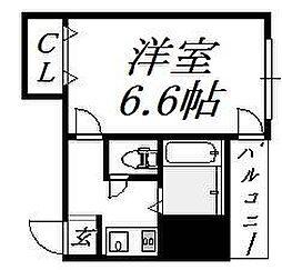 [テラスハウス] 大阪府大阪市生野区新今里5丁目 の賃貸【/】の間取り