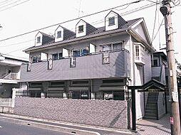 埼玉県川口市上青木西1丁目の賃貸アパートの外観