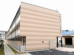 埼玉県戸田市氷川町3の賃貸マンションの外観