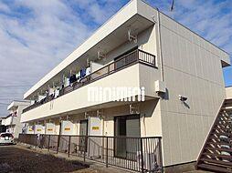 コーポ郷西A[2階]の外観