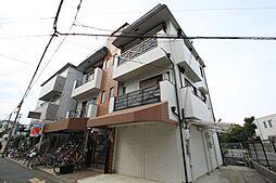 [タウンハウス] 大阪府豊中市本町5丁目 の賃貸【/】の外観