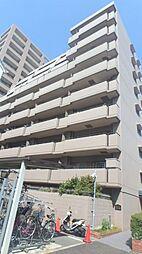 大阪府大阪市阿倍野区天王寺南3丁目の賃貸マンションの外観